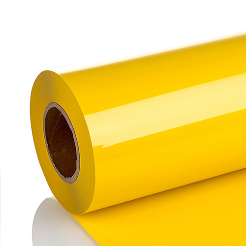 Environmental Friendly PVC Heat Transfer Vinyl (Yellow)