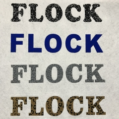 Flock Heat Transfer Vinyl