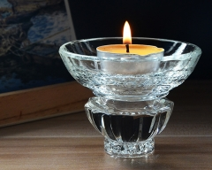 Nice Glass Candle Holder For Home Decoration