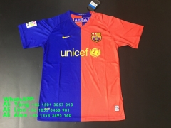 Retro Vintage Barcelona home soccer jersey football shirts