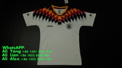 Retro Vintage 1994 FIFA World Cup Germany home soccer jersey