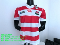 2015 World Cup Japan white home RUGBY JERSEY THIRS
