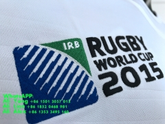 2015 World Cup England white home RUGBY JERSEY THIRS