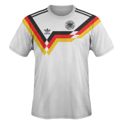 1990 Germnay home jersey