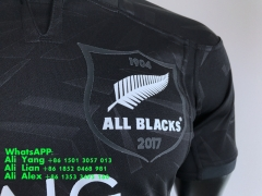 2017/2018 New Zealand ALL BLACK NEW SPECIAL Rugby jersey