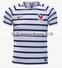 Nike France Youth Pre Match Training Jersey 2018