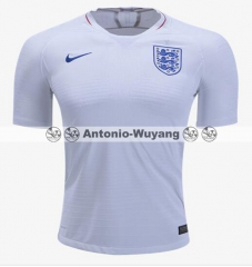fans version 2018 World cup England white home jersey