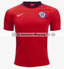 2018 World cup Chile home jersey