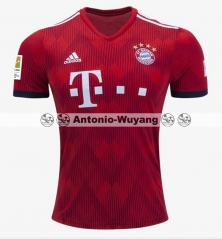 Bayern Munich Home Jersey 18/19