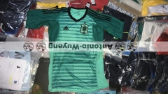2018 World cup Spain Goalkeeper green jersey