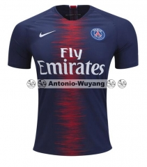 PSG Paris Saint-Germain 18/19 Home Jersey by