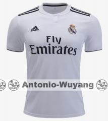 18-19 Real madrid home jersey replica quality