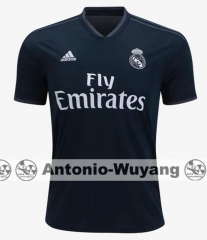 18-19 Real madrid away jersey replica quality