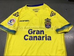 18-19 Las Palmas home kids childs youths soccer jersey
