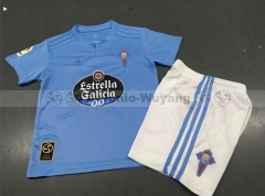 18 19 Celta de vigo Celta kids youths childs home  soccer jersey