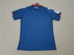 18 19 Huesca home blue soccer jersey adult