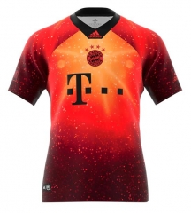 TOP 2018 EA Sports digital INSANE Bayern Munich SOCCER JERSEYS JAMES 2019 MULLER LEWANDOWSKI TOLISSO SPECIAL Galaxy version 4th Jersey