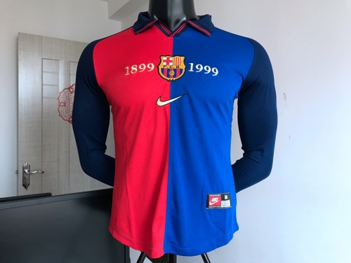 1899-1999 Barcelona home Retro version Jersey