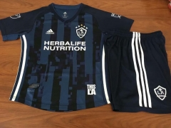 2019 Los Angeles Galaxy away kids jersey
