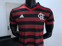 2019 2020 19 20 Flamengo home  jersey