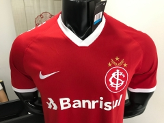 19 20 Sport Club Internacional Jersey Home Soccer Football shirts