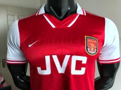 1996 1998 Arsenal home retro soccer jersey