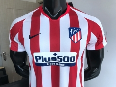 2019 2020 Atletico madrid  home Soccer jersey 19 20