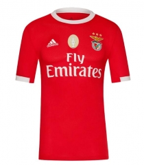 2019 Benfica Home Soccer Jersey 19 20