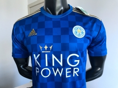 19 20 Leicester City home Soccer Jersey 2019 2020