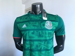 19 20 Mexico home Soccer Jersey 2019 2020