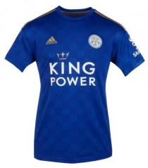2019 2020 Leicester City Home Soccer Jersey 2019 Football shirts