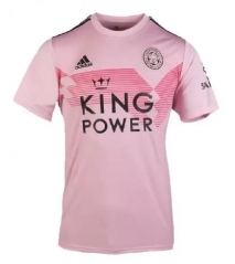 2019 2020 Leicester City away pink Soccer Jersey 2019 Football shirts
