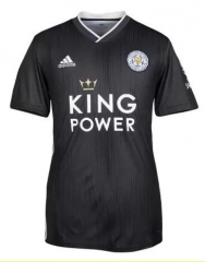 2019 2020 Leicester City third black Soccer Jersey 2019 Football shirts