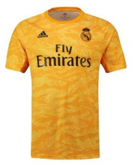2019 2020 Real madrid GK Goalkeeper Soccer Jersey 19 20