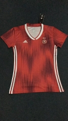 2019 2020 Germany away world cup RED Women jerseys
