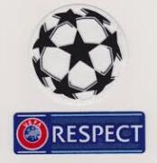 CHAMPIONS BALL+ RESPECT PATCH