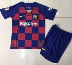 2019 2020 fc Barcelona jersey 2019/20 kids Child Home Shirt Soccer Football shirts jersey