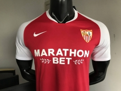 2019 2020 Seville away red 19 20 Shirt Soccer Football shirts jersey