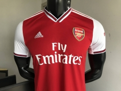 2019 2020 Arsenal 19 20 home red Football soccer jersey