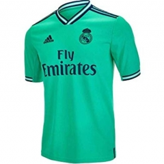 2019 2020 Real Madrid Third green Football Soccer Jersey shirts