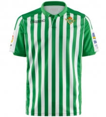 19-20 Real Betis HOME Green&White Soccer Jerseys Shirt