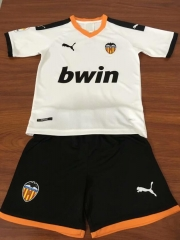 19-20 Valencia CF 2019 2020 Home Soccer Jersey Football shirts