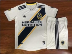 2019 2020 Los Angeles Galaxy home Kids Soccer Jersey Football shirts