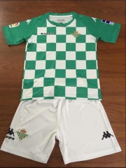 19-20 Real Betis KIDS Limited-Edition Green&White Soccer Jerseys Shirt