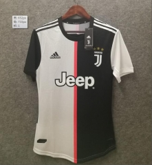 2019 2020 Juventus player version home 19 20 Football soccer jersey