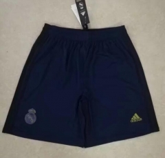 2019 2020 Real Madrid away 19 20 Soccer shorts pants