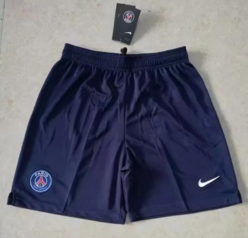 2019 2020 PSG Paris saint-Germain Royal blue 19 20 Soccer shorts pants