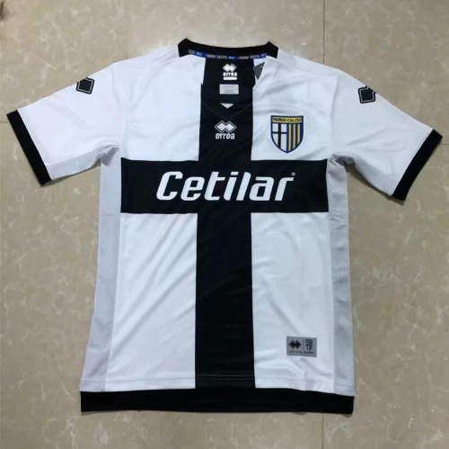 2019 2020 Parma Calcio 1913 Home white 19 20 Soccer Jersey Football shirts