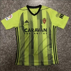 2019 2020 Real Zaragoza away 19 20 Soccer Jersey Football shirts