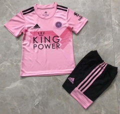 2019 2020 Leicester City Away 19 20 kids child youths Soccer Jersey Football shirts